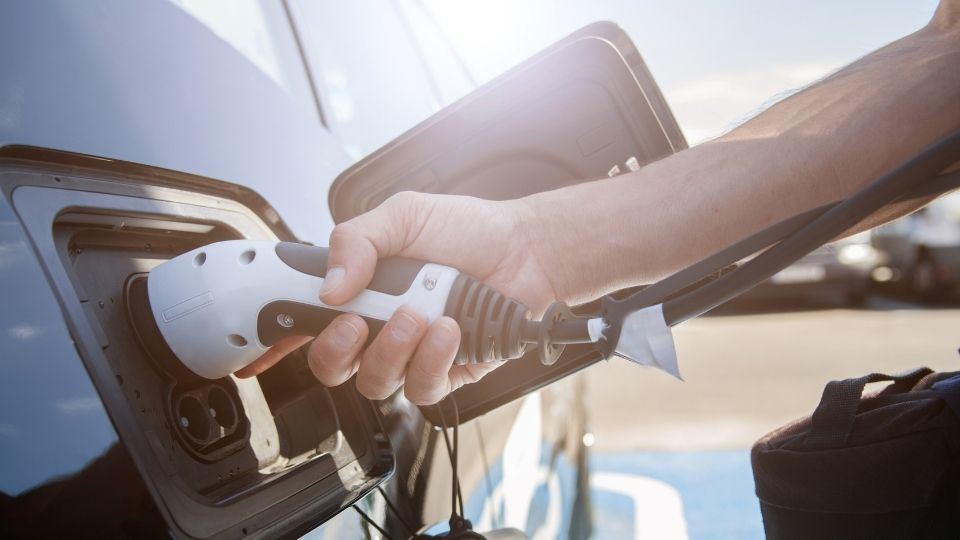 Charging your electric car