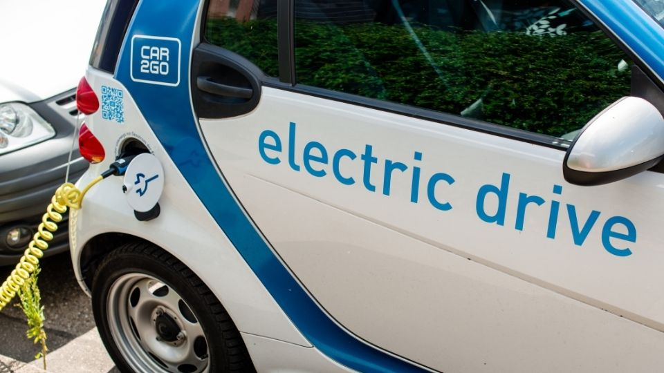 Electric car sharing services