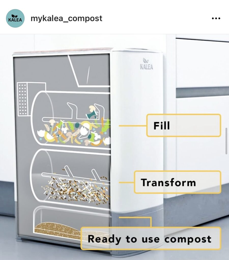 How electric composters work