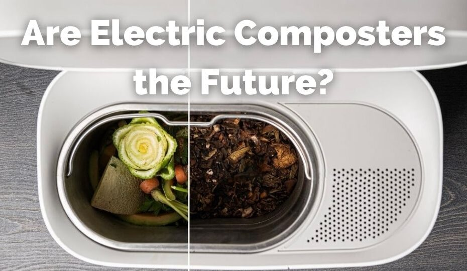 Are electric composters the future