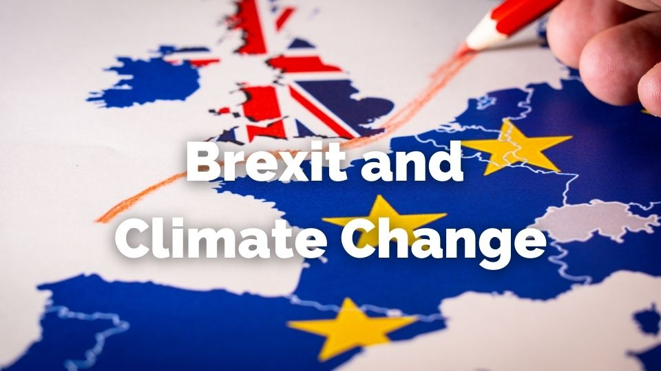 Brexit and climate change