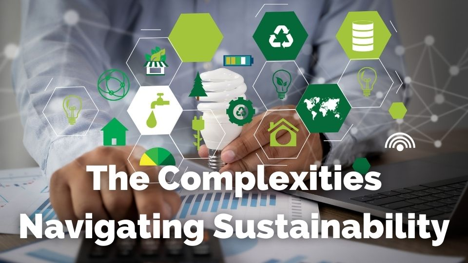 Complexities Navigating Sustainability