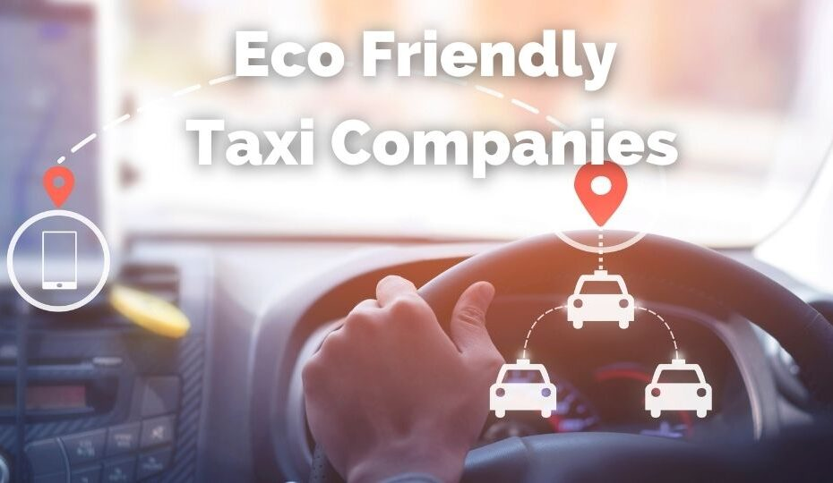 Eco friendly taxi company recommendation