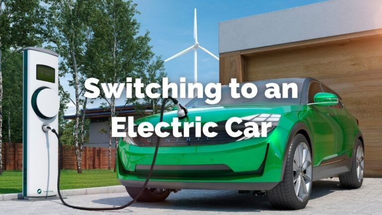 Switching to an electric car